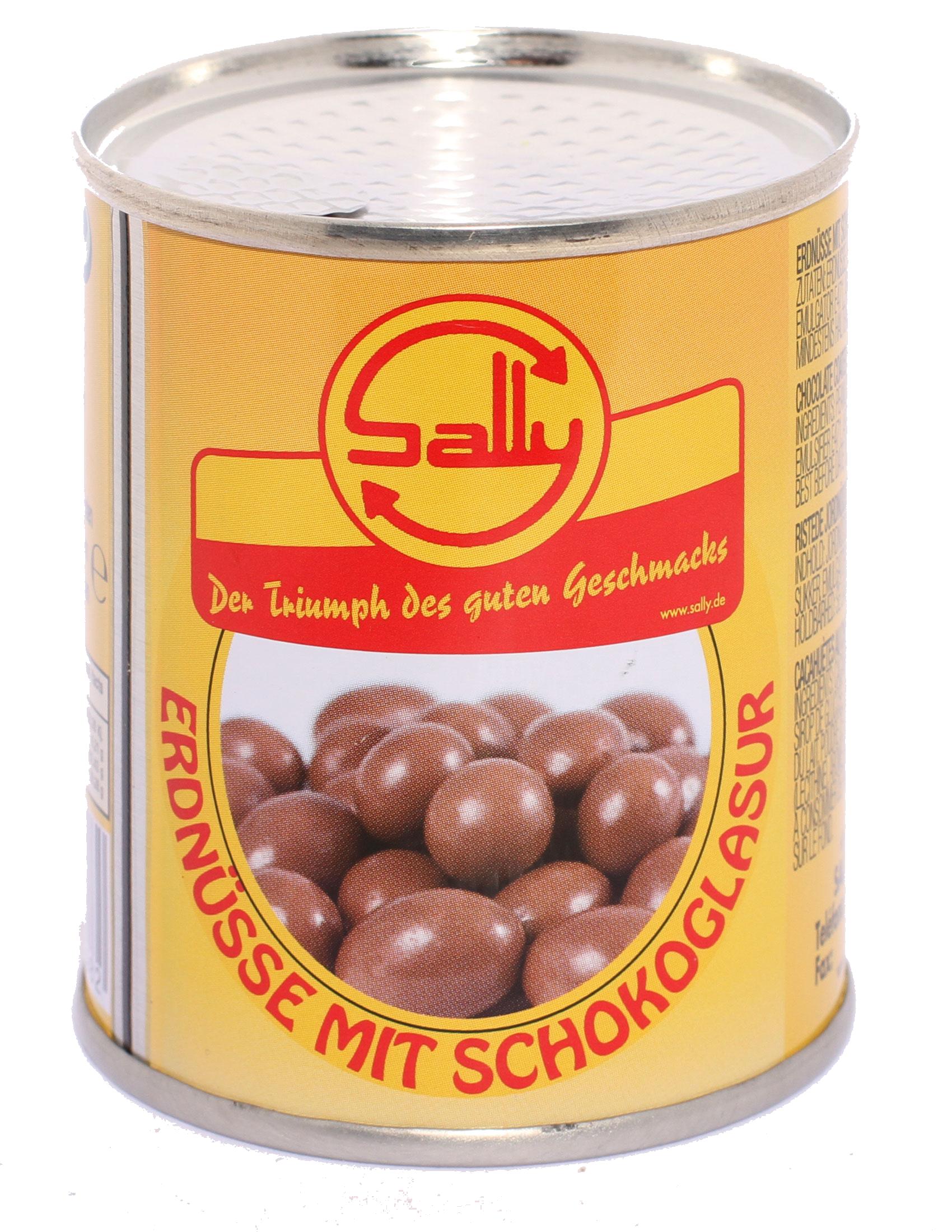 Erdnüsse mit Schokoglasur / Art.Nr.1207