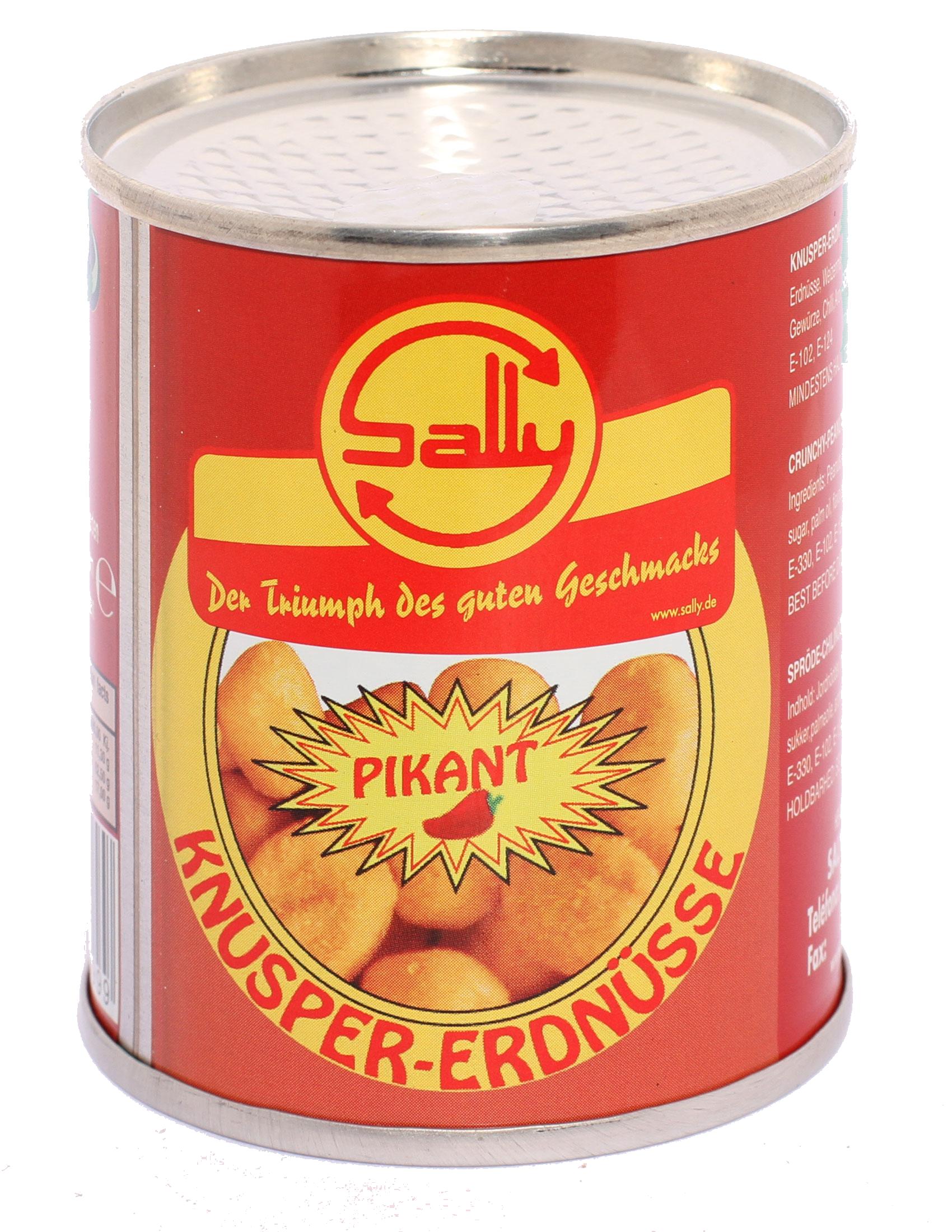 Knusper-Erdnüsse, pikant / Art.Nr.1395