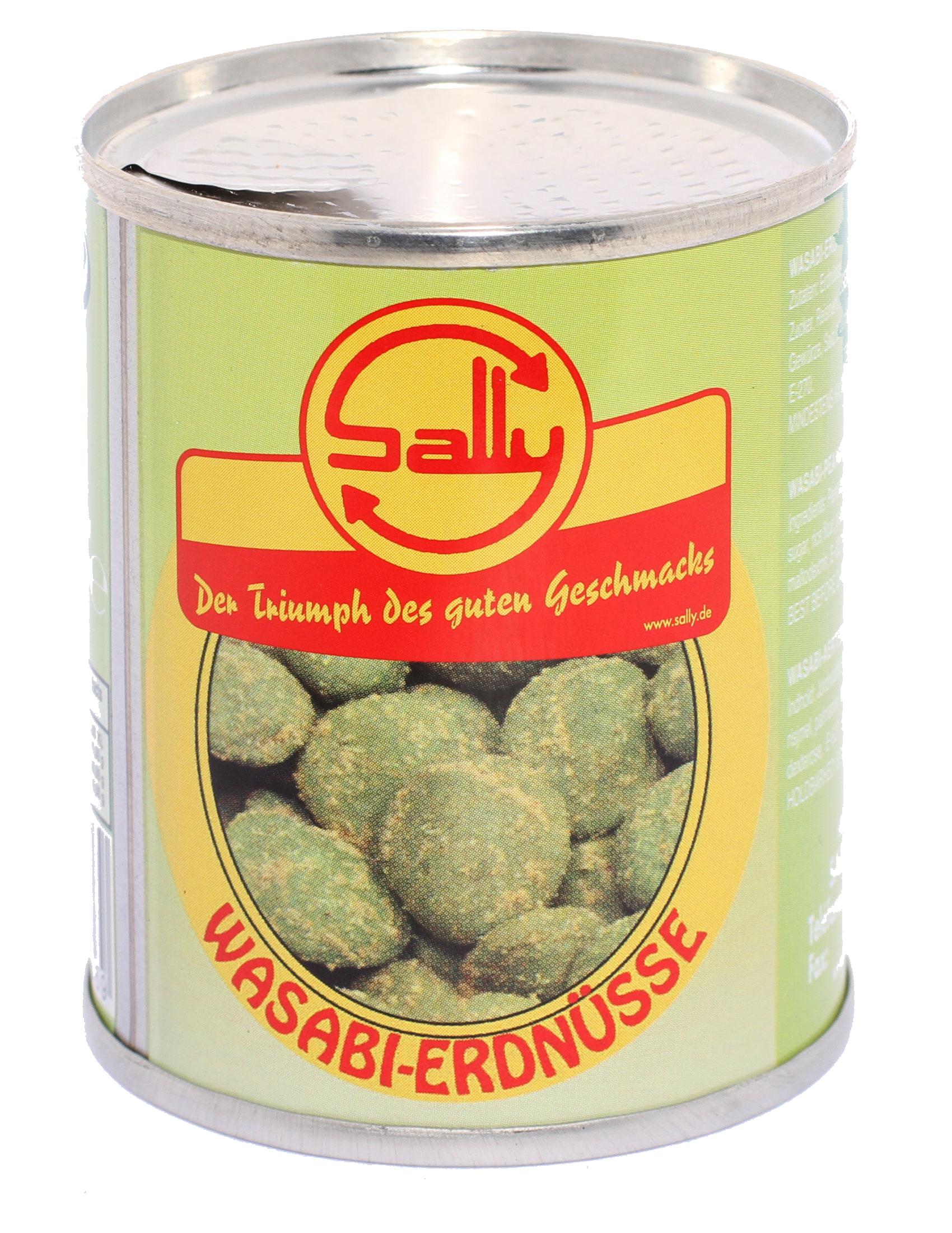 Wasabi Erdnüsse / Art.Nr.1481