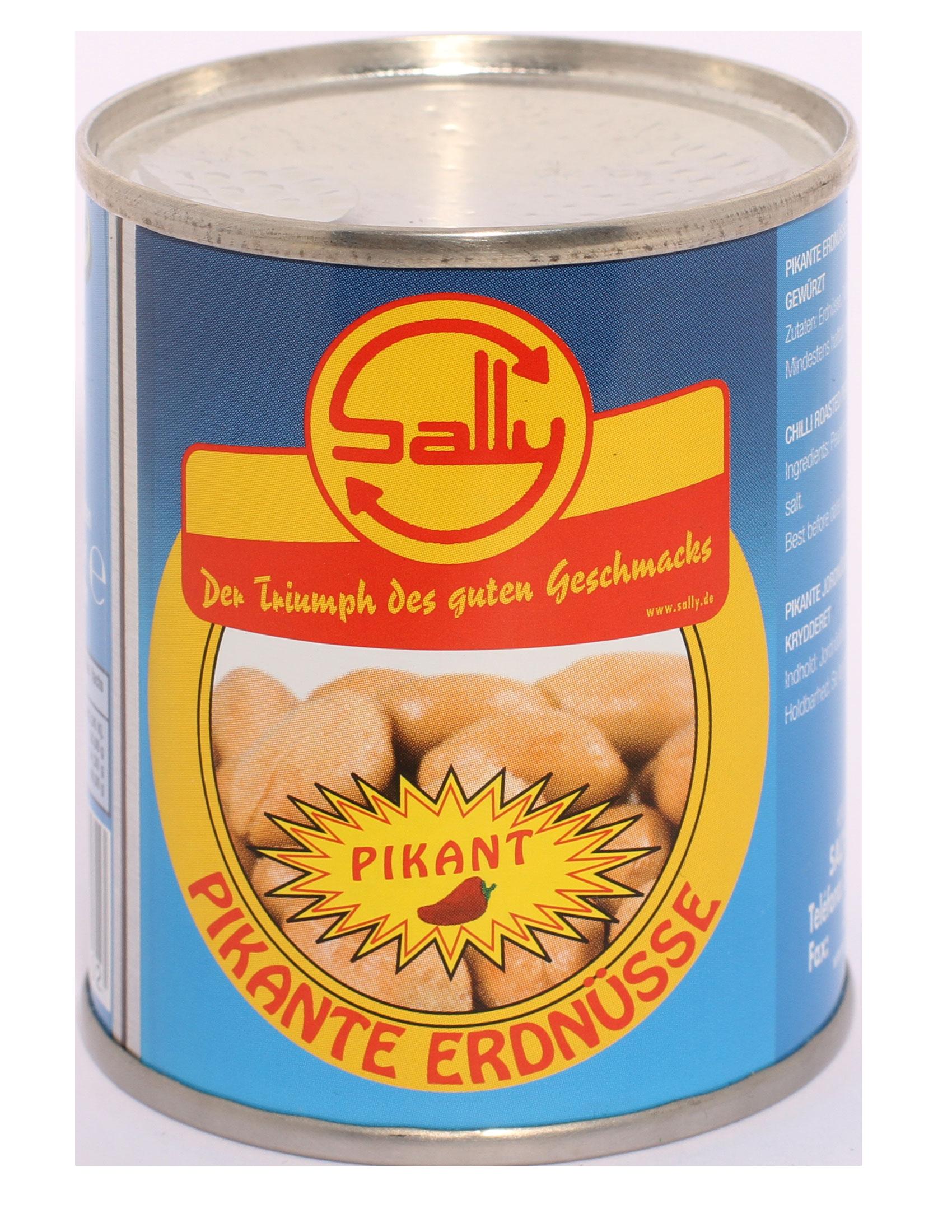 Erdnüsse, pikant / Art.Nr.1629
